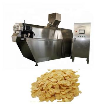 Healthy Food Corn Flakes Production Line Crispy Breakfast Cereal Making Machine
