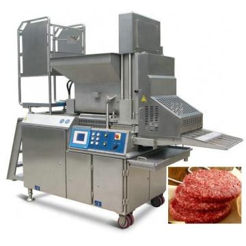Automated Fast Food Cheese Burger Patty Making Machine