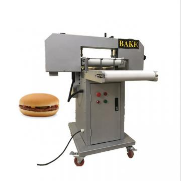 Automated Hamburger Making Press Burger Patty Molding Machine