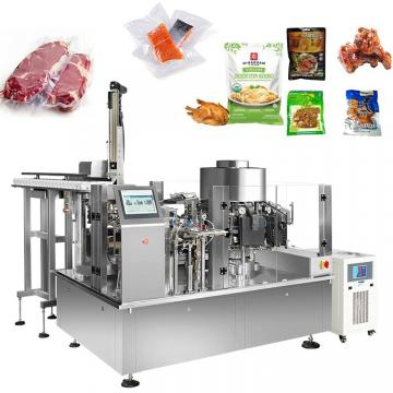 Type L Seal Stand Single Vacuum Sealing Packing Packaging Machine for Meat Food (AV-800)