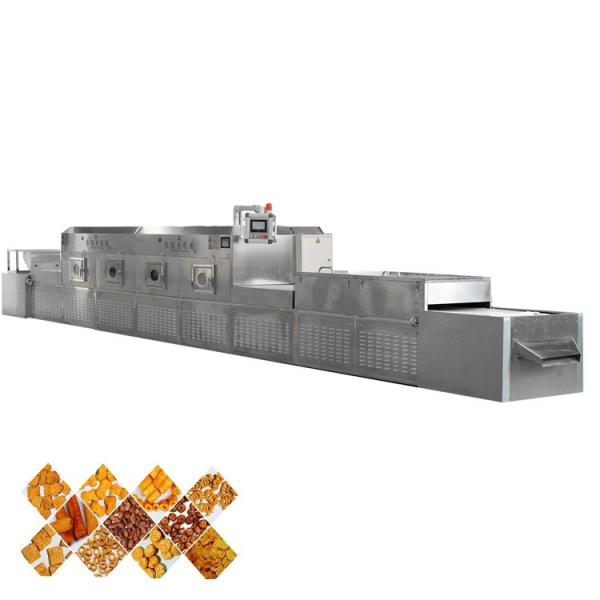 500kg/H Industrial Microwave Oven Microwave Drying Machine Dehydration Tunnel Micro Wave Dryer Oven