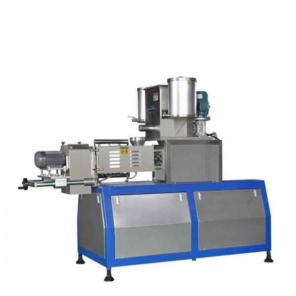 Low Noise High Speed Commercial Thin Dough Extruding Machine