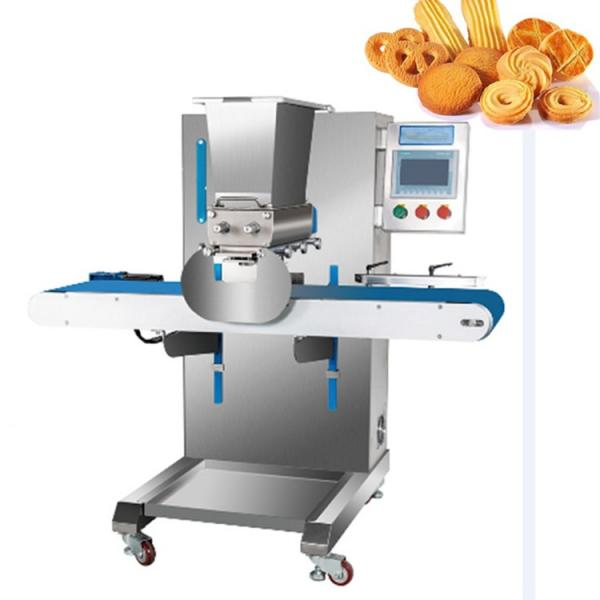 High Efficiency Bakery Equipment Cookie Extruder Machine Cookie Dough Extruder