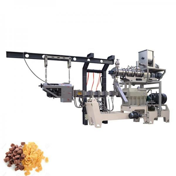 Corn Flakes Breakfast Cereal Making Machine for Small Business