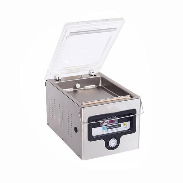 Automatic Vacuum Packing Machine. Vacuum Sealing Machine for Fish Meat Egg Milk Seafood Snack